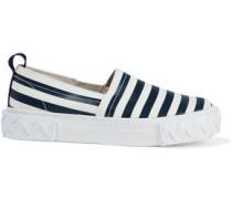 Viper suede slip-on sneakers