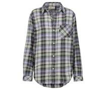 The Prep School plaid cotton-flannel shirt