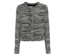 Carene bouclé-tweed jacket