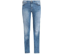 Pyper mid-rise skinny jeans