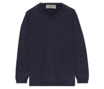 Cashmere Sweater Midnight Blue