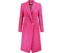Irie cotton-blend jacquard coat