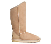 Cosy Shearling Boots Sand