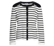Martin striped cotton cardigan