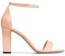 Leather Sandals Blush