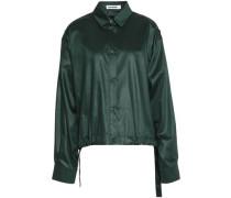 Cotton-shell jacket