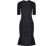 Aperture Swarovski crystal-embellished tech-jersey dress