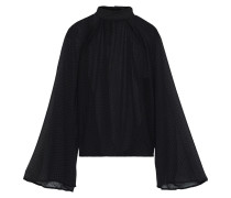 Woman Long Sleeved Top Black