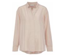 Kenya silk-habotai shirt