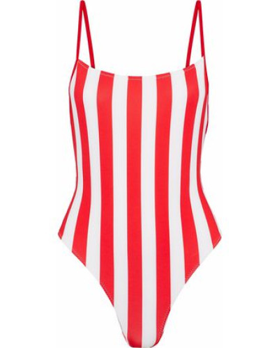 The Chelsea striped swimsuit