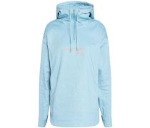 Stretch-cotton sweatshirt