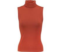 Farley stretch-jersey turtleneck top