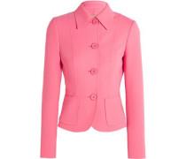 Stretch-wool jacket