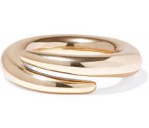 Gold-tone bangle