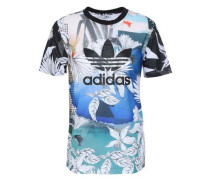 Printed Jersey T-shirt Multicolor