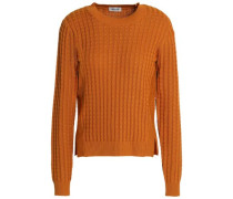 Carew Cable-knit Sweater Marigold