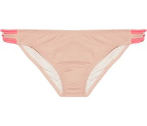 Sunrise Jagger cutout low-rise bikini briefs