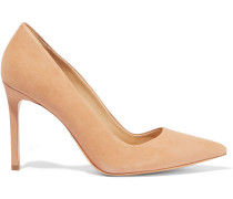 Farrah Nubuck Pumps