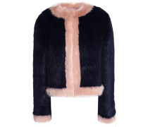 Neil faux fur coat