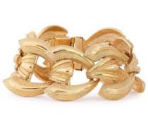24-karat Gold-plated Bracelet Gold Size --