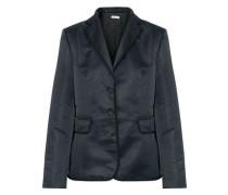Duchesse-satin blazer