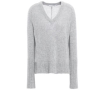 Cashmere Sweater Gray