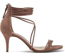 Violita suede sandals