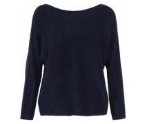 Kerenza Cotton-blend Sweater Midnight Blue