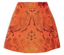 Loran jacquard mini skirt