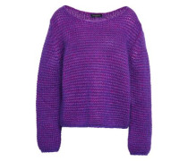 Knitted Sweater Purple