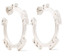 -tone Hoop Earrings