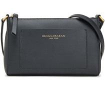 Karla Small Leather Shoulder Bag Black Size --