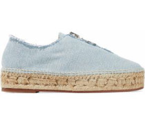 Denim Espadrilles Light Denim
