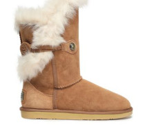 Nordic Angel Shearling Snow Boots Light Brown