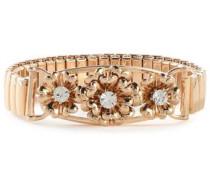 Elaine Gold-tone Crystal Bracelet Gold Size --