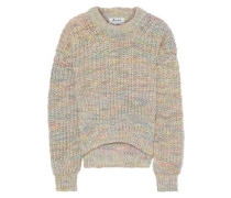 Woman Zora Marled Knitted Sweater Multicolor