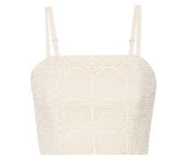 Brentley crocheted cotton top