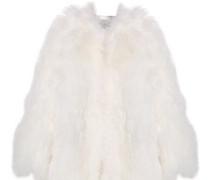 Mongolian fur jacket