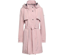 Shell Hooded Jacket Pastel Pink