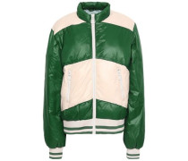 Shell Down Jacket Emerald