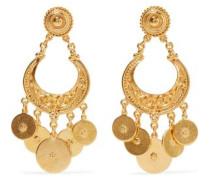 Woman Gold-tone Earrings Gold