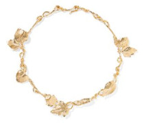 18-karat Gold-plated Necklace Gold Size --