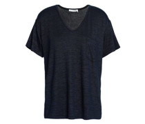 Mélange Jersey T-shirt Midnight Blue