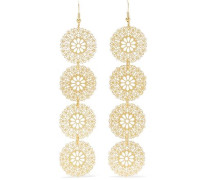Gold-tone Earrings Gold Size --