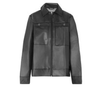 Glossed-tpu Jacket Black  /XS