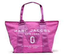 Printed Shell Tote Magenta Size --
