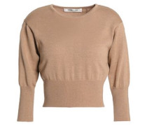 Merino wool-blend sweater