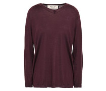 Cashmere Sweater Burgundy