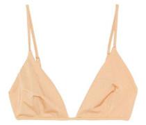 Bali Triangle Bikini Top Beige