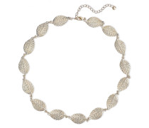 Woman Gold-tone Necklace Gold